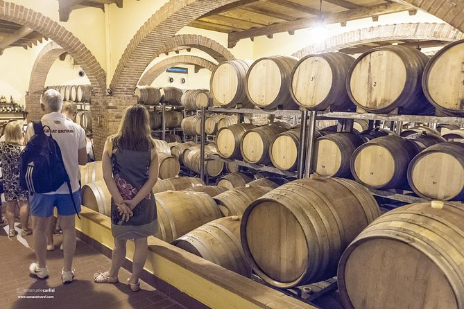Castelbuono Tour and Wine Tasting in a Medieval Abbey photo 1