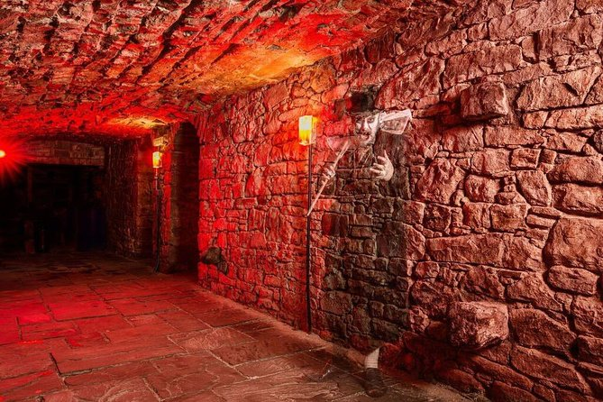 The World Famous Underground Ghost Tour