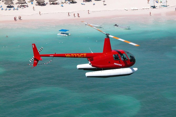 Punta Cana Helicopter Tour with Hotel Pick-Up, Drop-Off