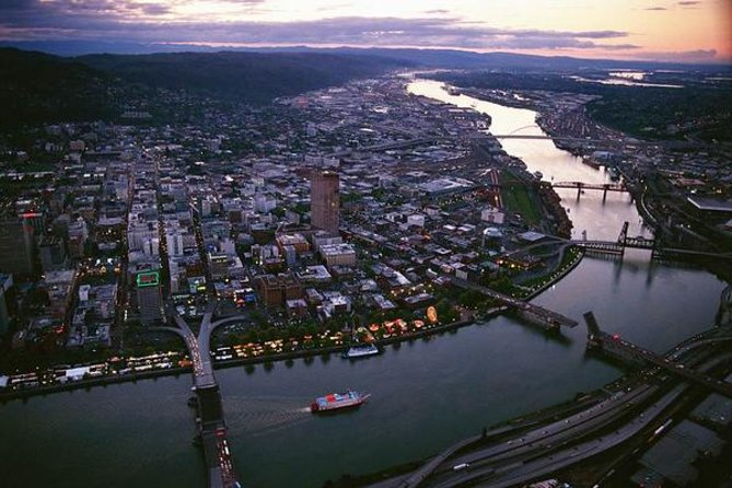 The Best of Portland: Small-Group Sightseeing Tour