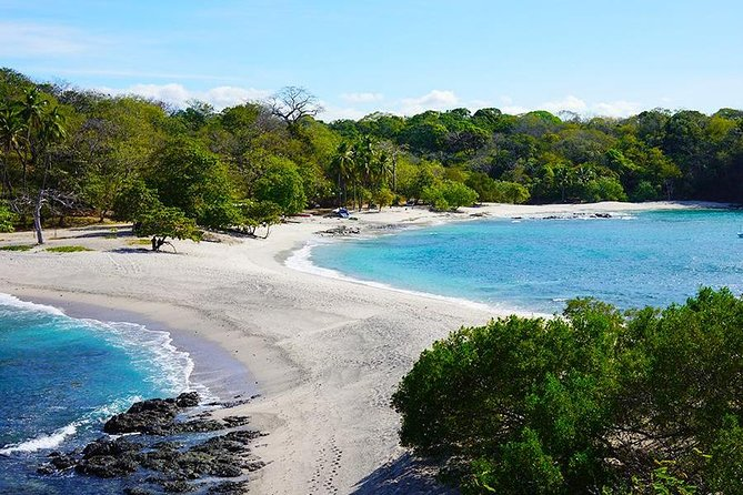 San Juanillo beach snorkel marine wildlife tour at Nosara in Guanacaste