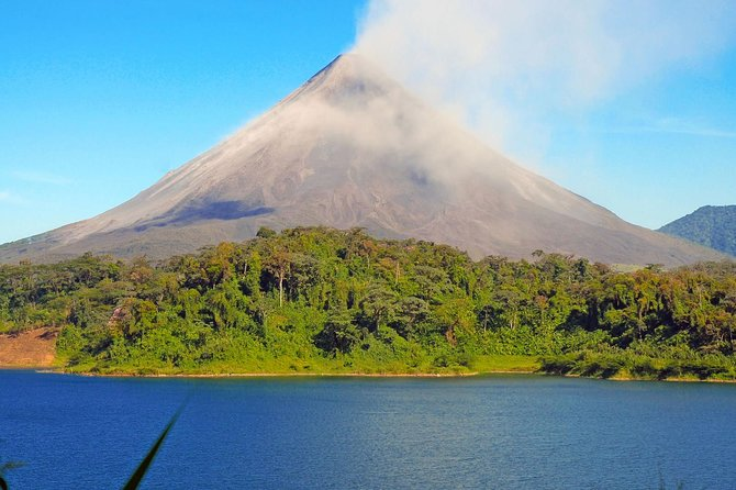One-Way Transfer from La Fortuna to Monteverde through Arenal Lake