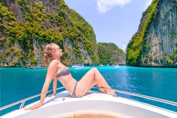 Phi Phi Islands by Speedboat from Phuket
