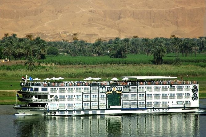 Luxury Nile cruise 4 Nights- 5 Days
