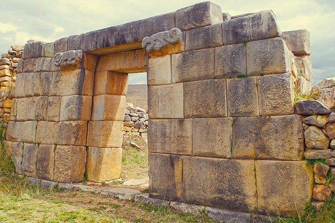 The Inca Empire Center: Huanuco Pampa