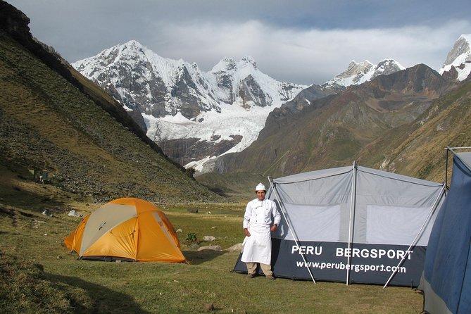 Huayhuash Trek 10 days - Join a Group