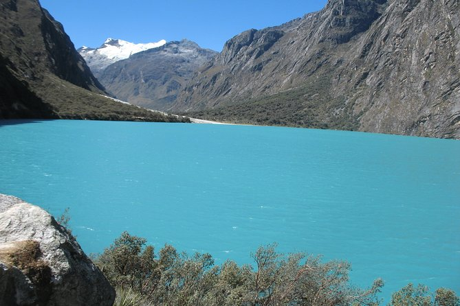 CORDILLERA BLANCA CIRCUIT the virgin non Touristic route