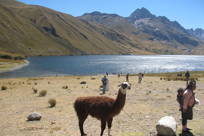 Querococha Lake and Chavin Ruins and from Huaraz