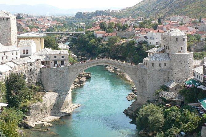 Mostar, Pocitelj and Blagaj Day Trip
