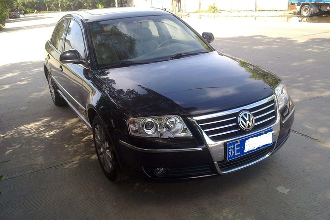 Transfer from Shanghai Pudong Airport to Nantong Downtown Per Vehicle Price