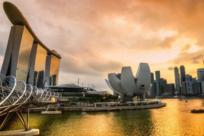 Shore Excursions: Singapore Chauffeured City Tour