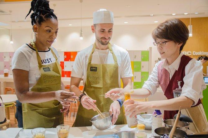 Private Washoku Cooking Lesson på Japans ledende matlagingskole