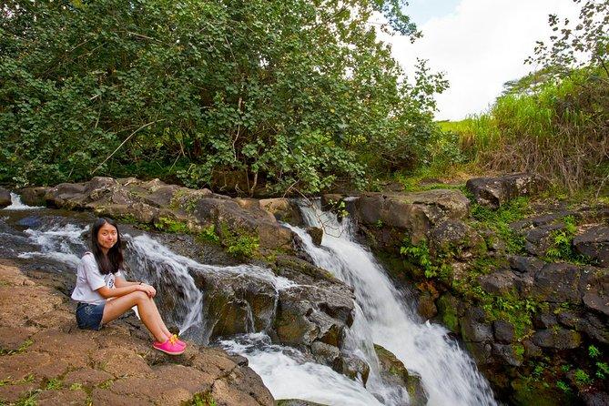 Kauai fossefall tur