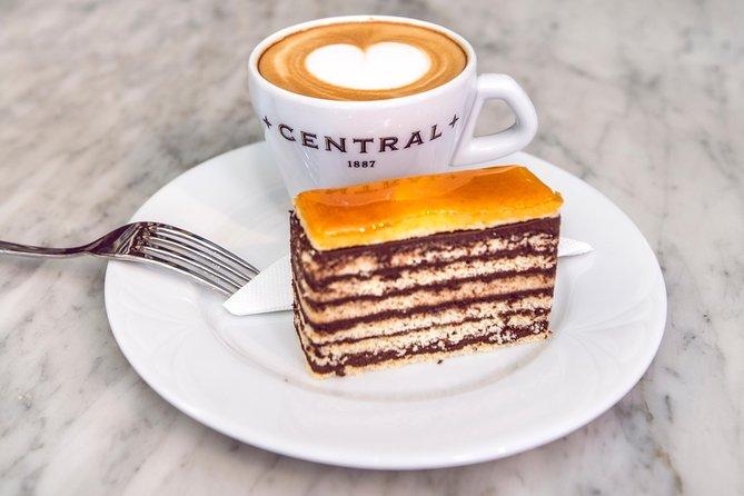 Private Budapest Coffeehouse walk