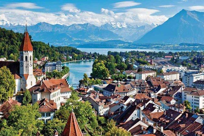 Viagem de um dia a Interlaken saindo de Genebra