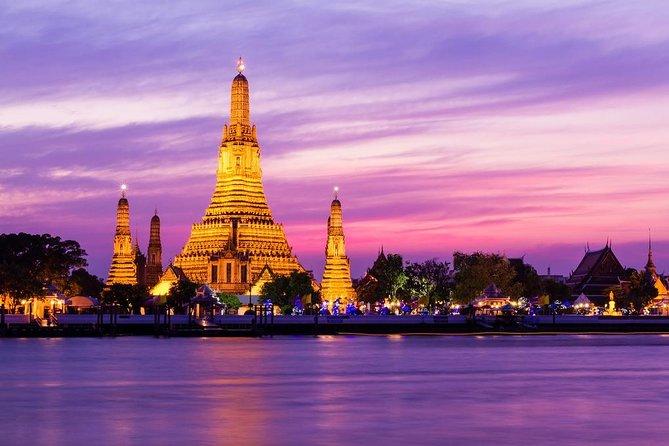 Bangkok Sunset Bike Tour Including Dinner