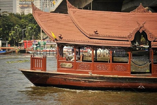 Half-Day Rice Barge Cruise with Private Guide and Hotel Transfer photo 1