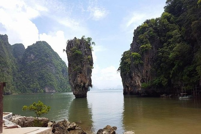 James Bond Island Tour from Krabi by Longtail Boat including Kayaking