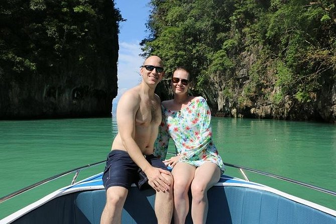 James Bond Island from Krabi by Longtail Boat Join Tour
