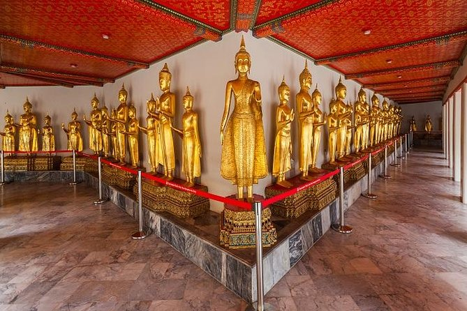 Private Tour: Temples Tour of Bangkok
