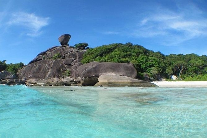 Similan Islands Day Tour from Phuket by Speedboat