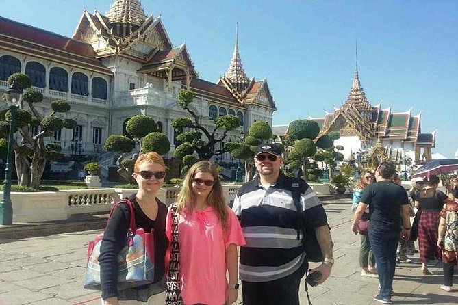 Private Half-Day Bangkok City Tour with The Grand Palace