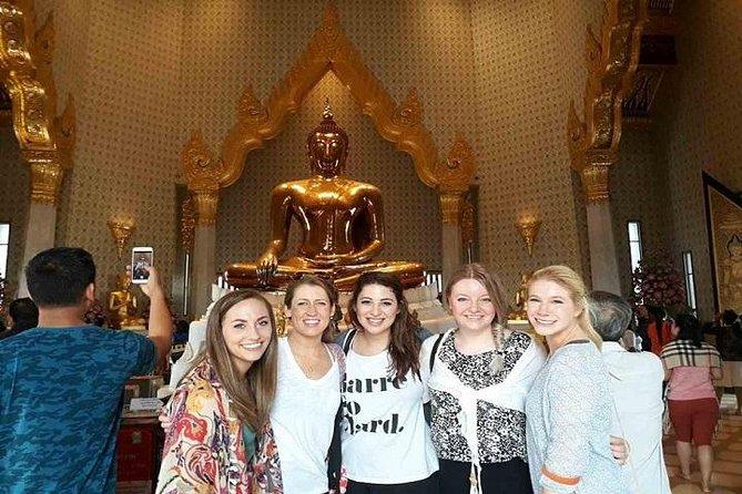 Private 2-Day Bangkok City Tour and Pattaya Day Tour from Bangkok