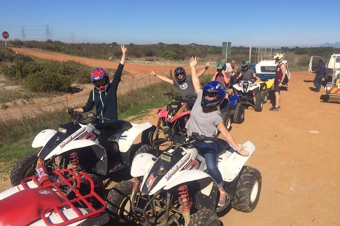 Sandboarding and Quad Biking Combo Day Tour from Cape Town photo 9
