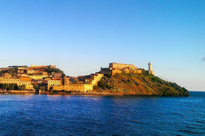 Portoferraio, the fisherman village chosen by Etruscans, Medici and Napoleon