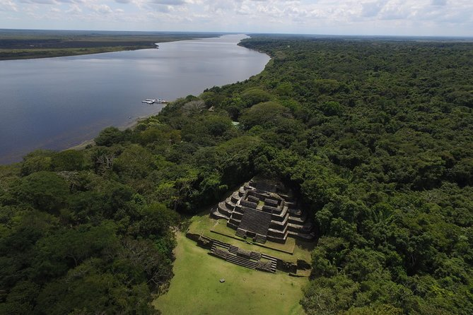 Lamanai Maya Temple and Baboon Encounter from Belize City