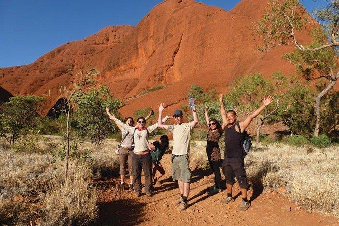 Half-Day Sunrise Tour of Uluru from Yulara image