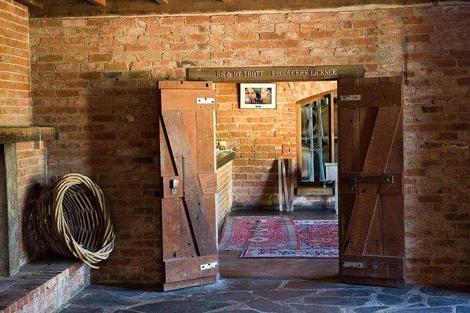 Vignoble de Wirra Wirra: visite et dégustation de vignobles Ironstone Cellars