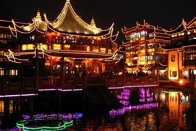 Peking Duck Dining Experience with Amazing Shanghai Night Lights