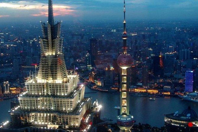 Excursão privada de destaque flexível de meio dia em Xangai com opção de almoço ou jantar
