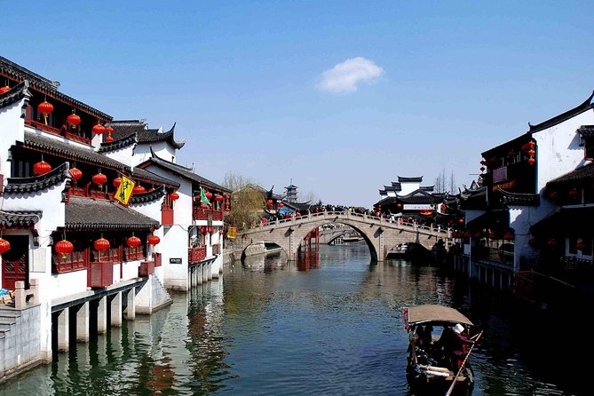 Private Shanghai Layover Tour to Qibao Water Town with Flexible City Highlights