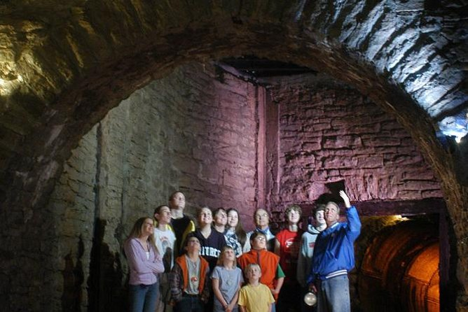 Lockport Cave Admission and Underground Boat Ride Ticket