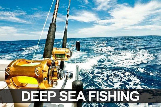 Miami Deep Sea Fishing Adventure