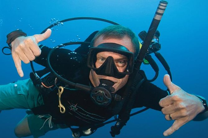 Two-Dive Tour at Las Catalinas Islands