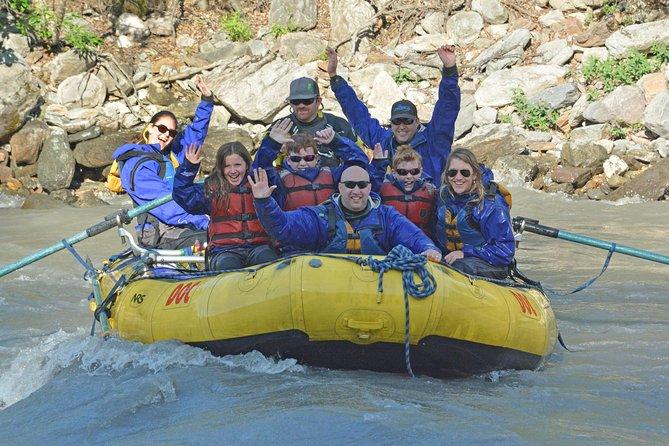 Canyon Run Oar Raft Rafting en eau vive