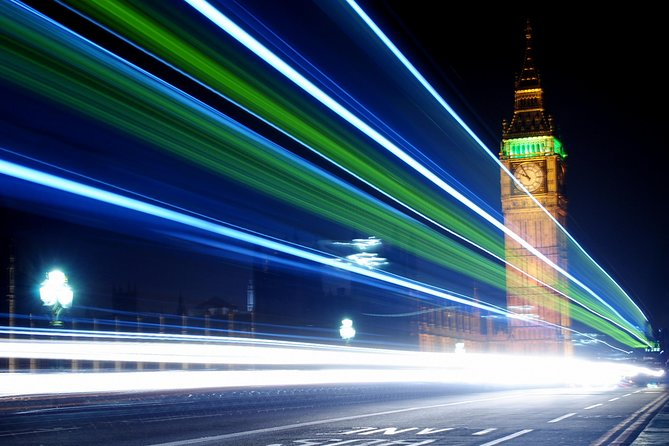 Southbank or Westminster Photography Tour at Night