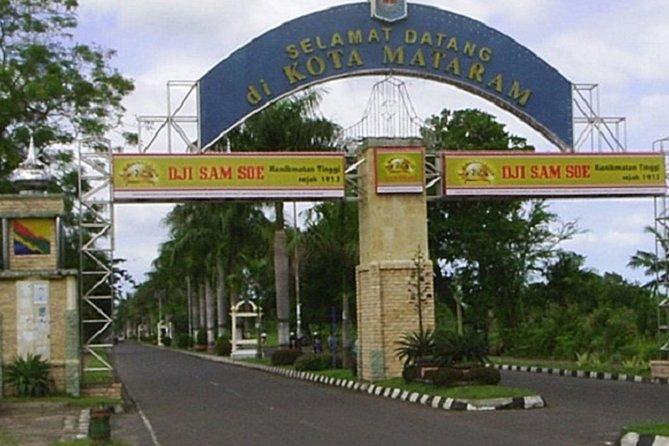 Half-Day Mataram City Tour