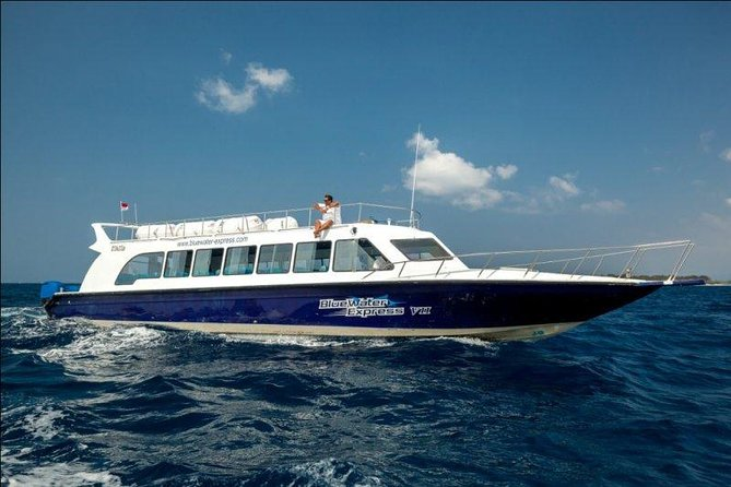 Blue Water Express Boat Transfer From Serangan Or Padang Bai To Lombok Or Vice Versa
