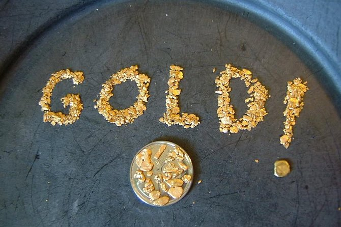 Gold Panning Self-Guided Tour