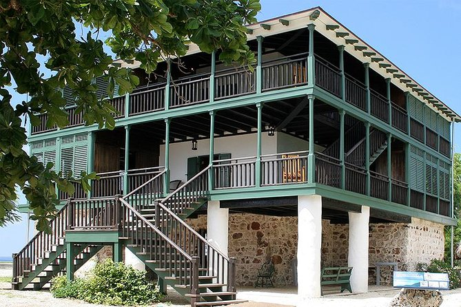 Skip the Line: Pedro St. James Castle General Admission and Guided Tour Ticket