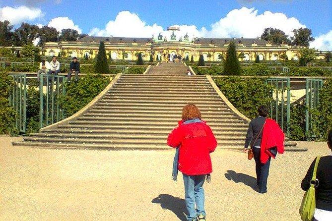 Potsdam Palaces and Berlin Gardens Biking Day Trip Tour
