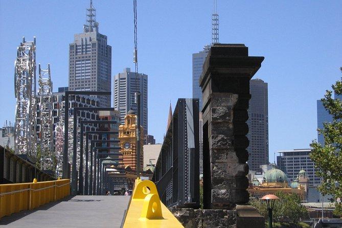 Golden Mile Melbourne Heritage Walking Tour