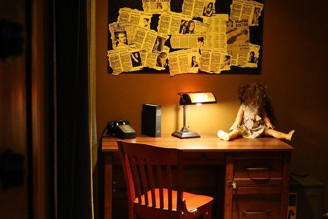 Maze Rooms Los Angeles: Motel