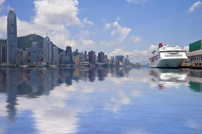 Hong Kong Private Transfer: Hotel to Cruise Terminals in Hong Kong photo 1