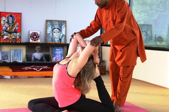 Full-Day Yoga and Meditation Experience in Kathmandu