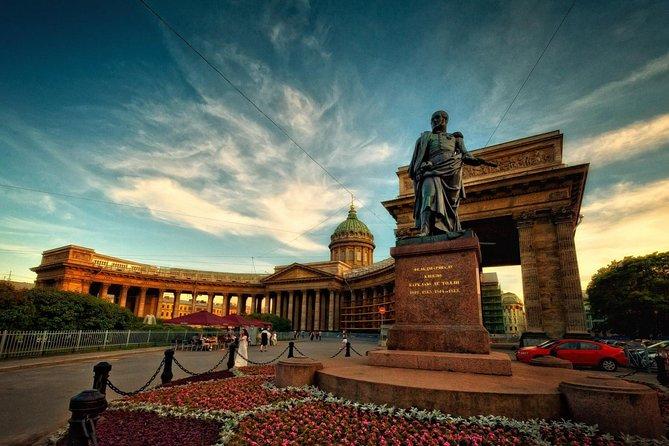 St Petersburg Walk-and-Talk Tour